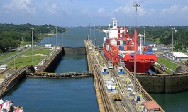 The Panama Canal's New Expansion, Explained #panama #canal #video