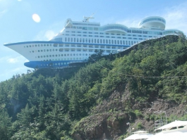 12 unbelievable Hotels #hotels #tripadviser
